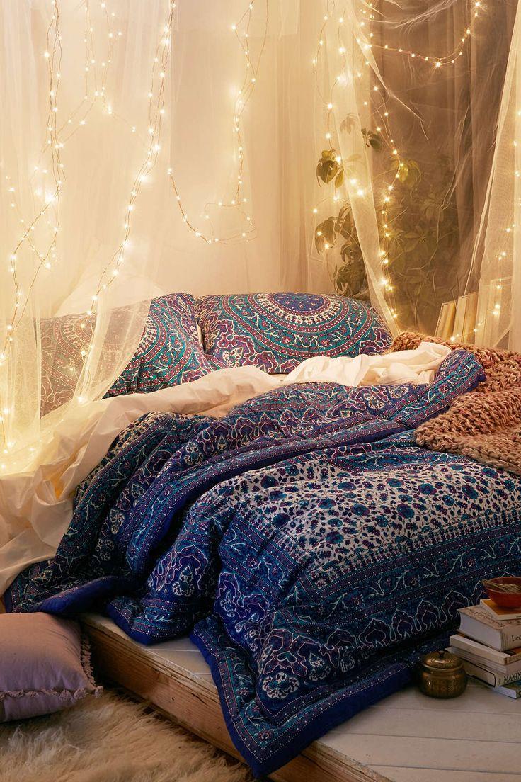 31 Bohemian Bedroom Ideas Decoholic