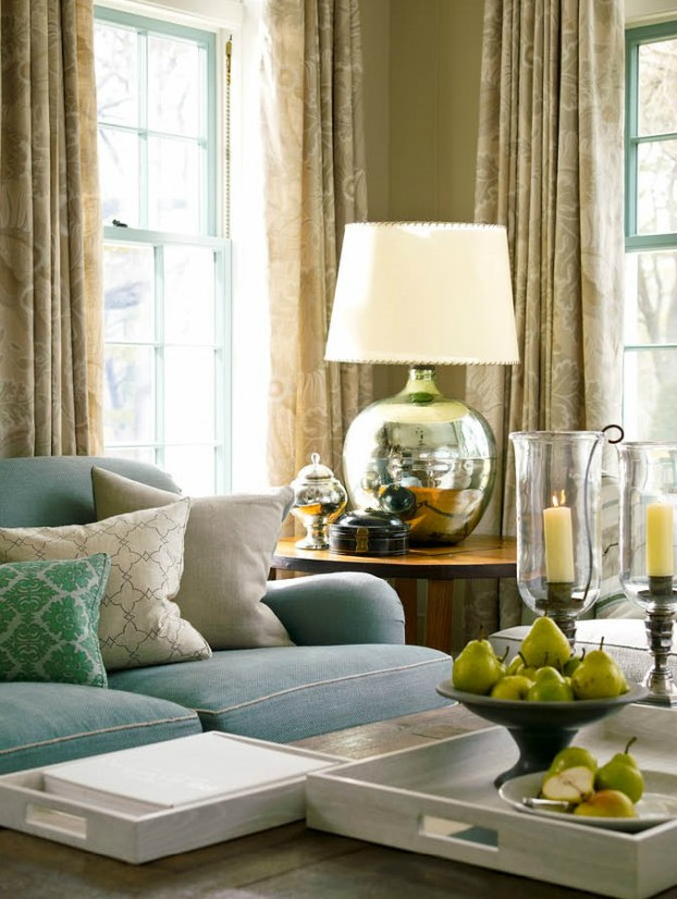 interiors are decorated with assemblage of warm textiles, vintage furnishings, and custom goods 10