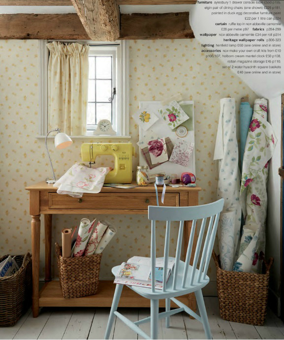 Autumn Winter 2015 collection from Laura Ashley 26