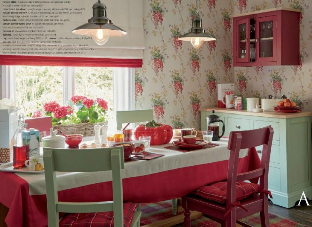 Autumn Winter 2015 collection from Laura Ashley 3