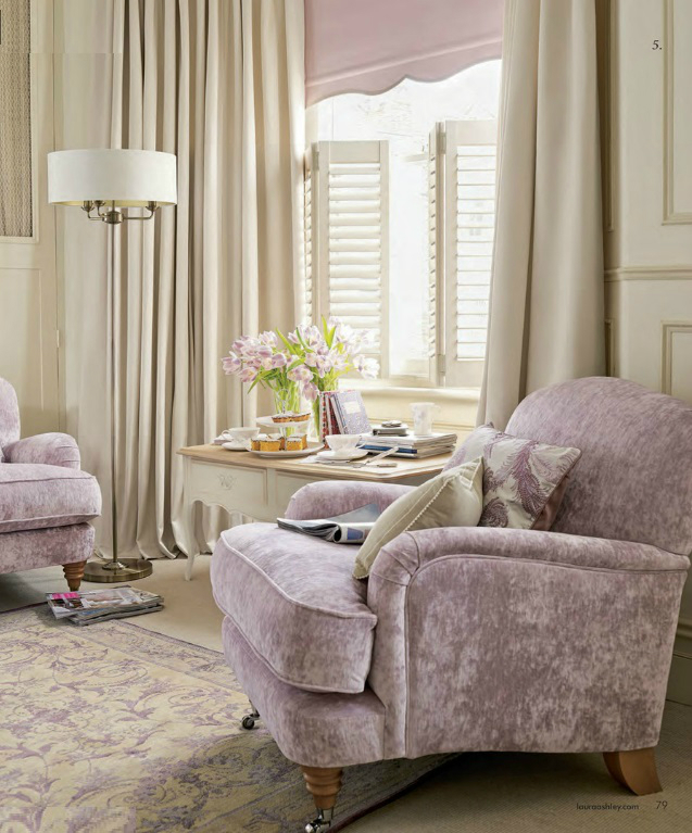 new laura ashley 2015 fall winter catalogue decoholic. Black Bedroom Furniture Sets. Home Design Ideas