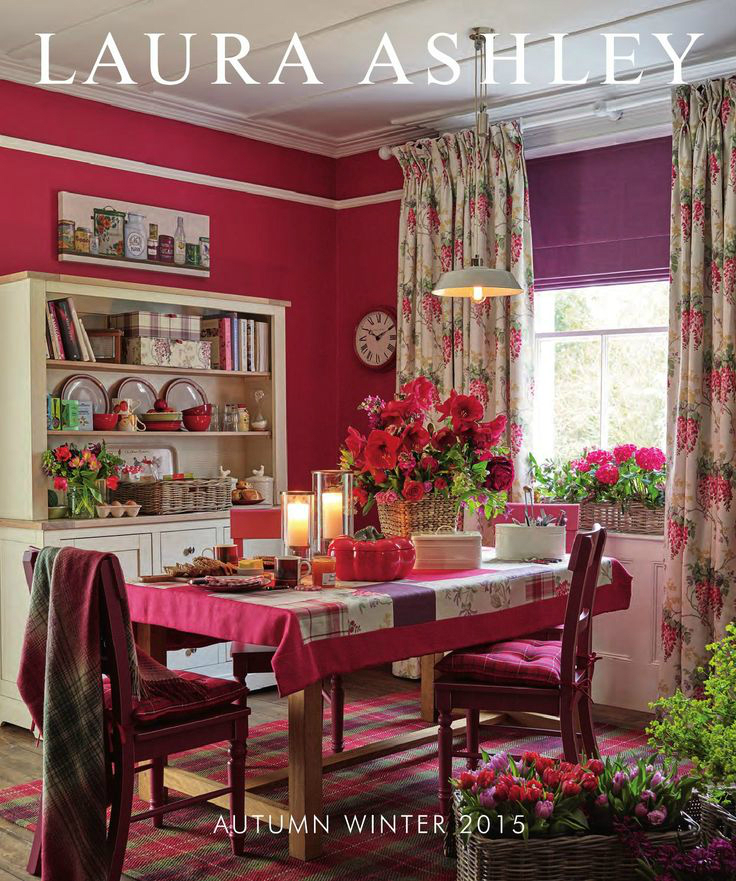 Autumn Winter 2015 Collection From Laura Ashley