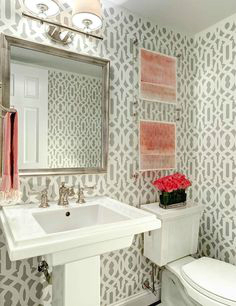 Powder Room Ideas 19