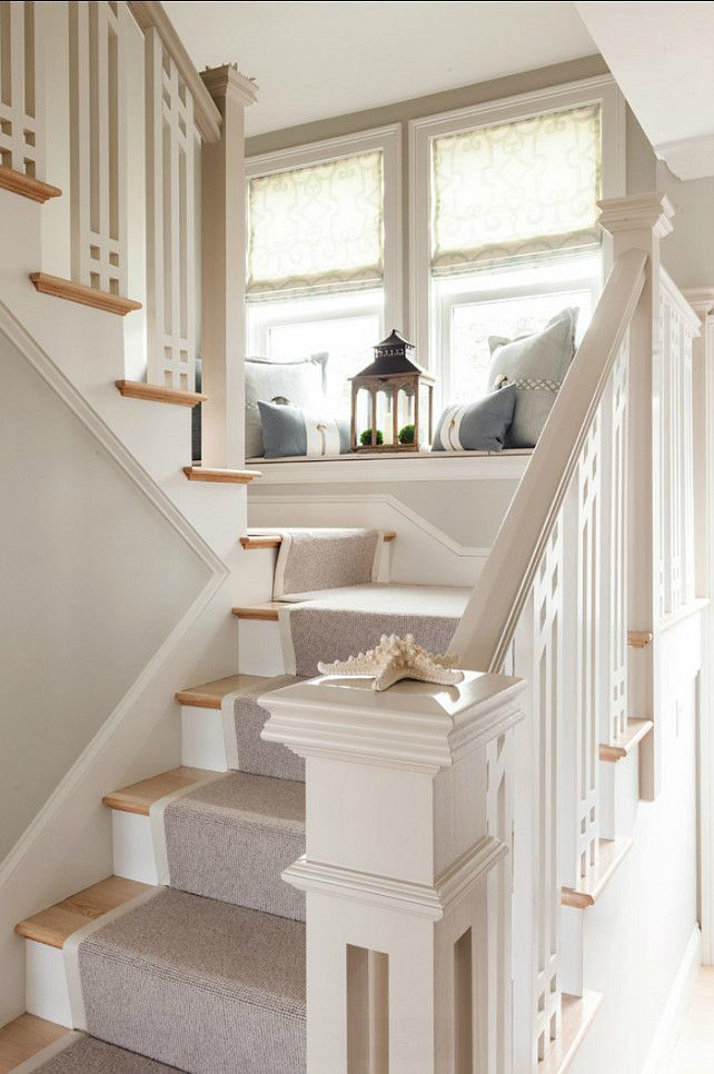 Lighting Basement Washroom Stairs: 47 Stair Railing Ideas