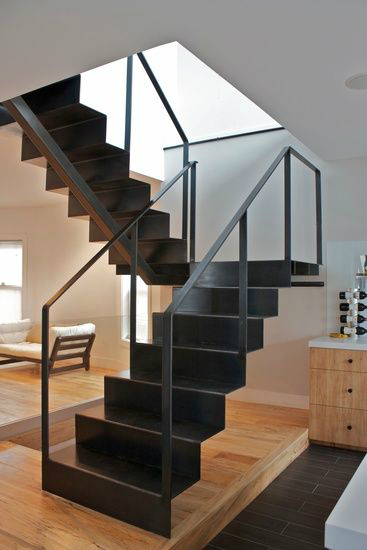 Stair Railing Ideas 24