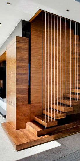 Amazing Stair Railing Ideas 27 ...
