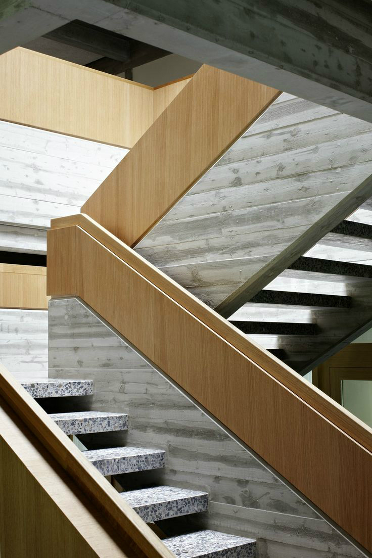 Great Stair Railing Ideas 30 ...