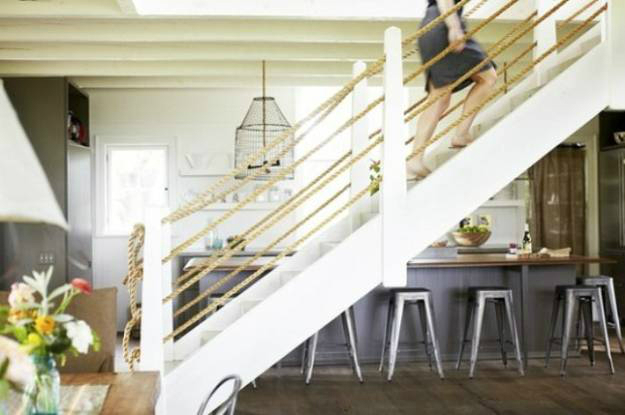 interior stair rails