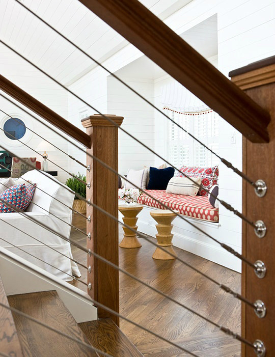 Stair Railing Ideas 8