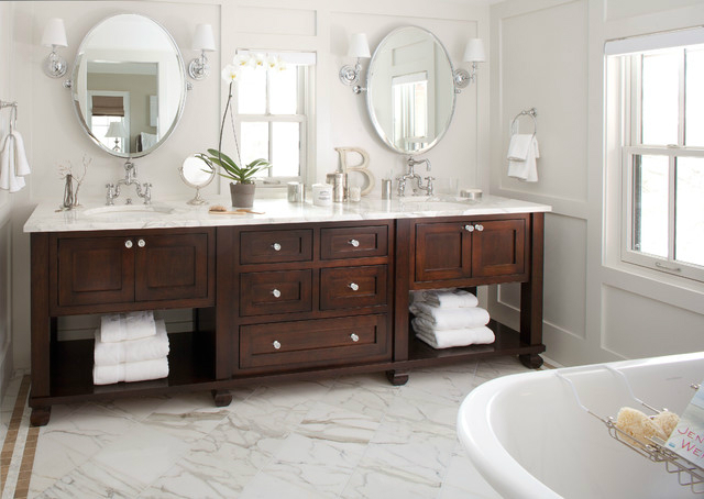 Marvelous Transitional Bathroom Vanities And Sink Consoles Lexington Vanity Light Espresso