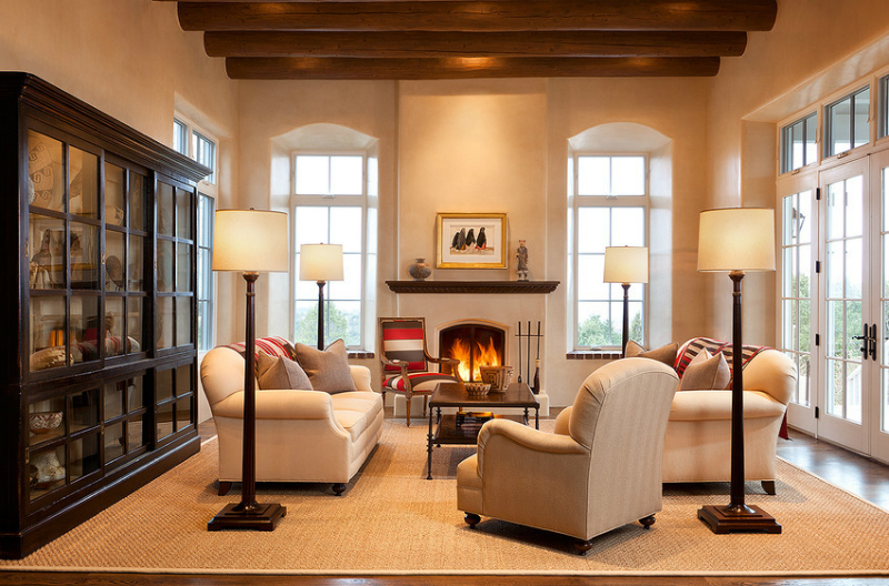 Casual Luxe: Interiors That are Sleek, Spacious, Sophisticated and Elegant but still Comfortable