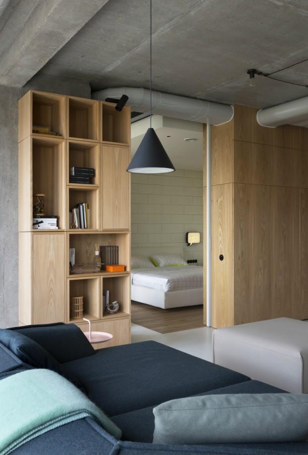 unique contemporary modern penthouse interior design 15