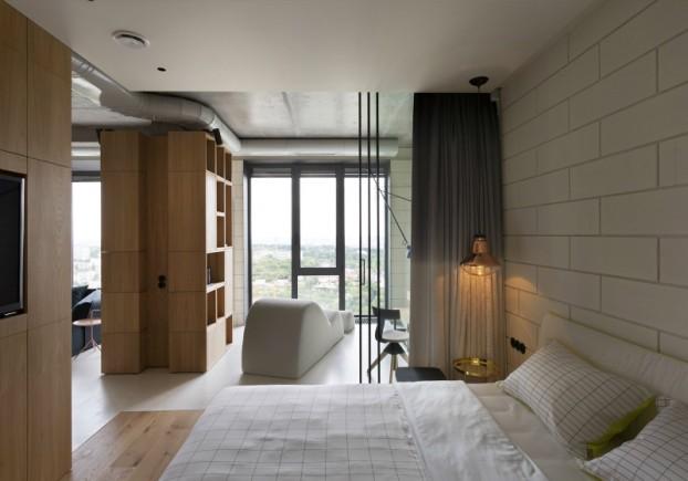 unique contemporary modern penthouse interior design 17