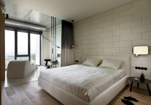 unique contemporary modern penthouse interior design 18