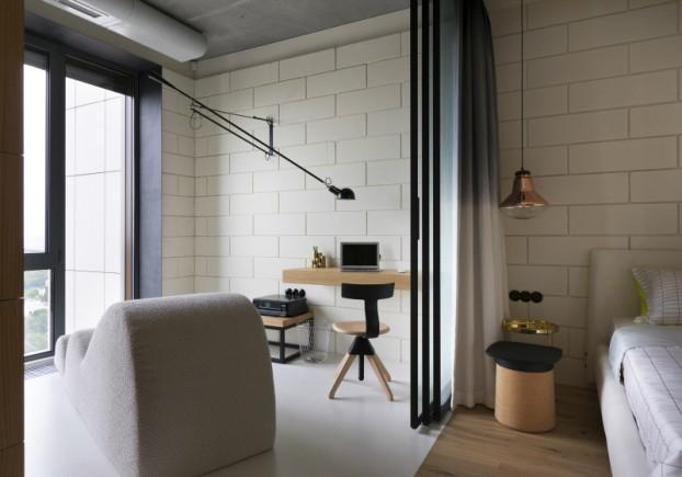 unique contemporary modern penthouse interior design 19