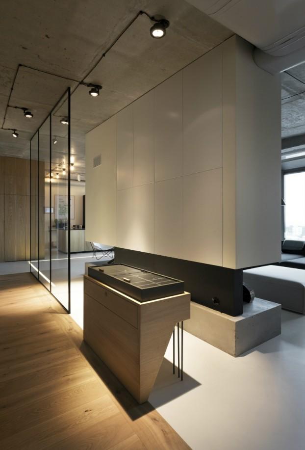 unique contemporary modern penthouse interior design 20