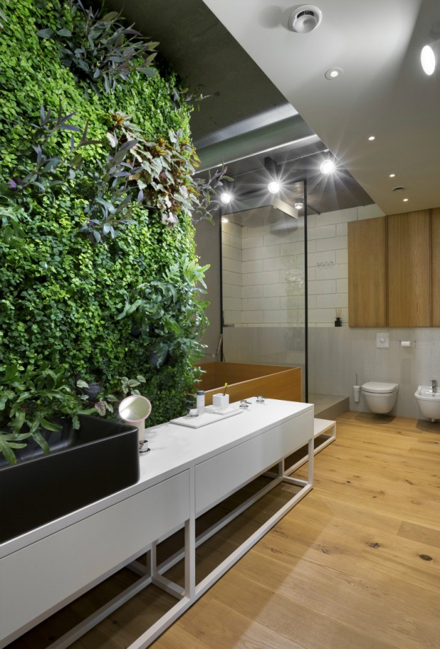 unique contemporary modern penthouse interior design 23