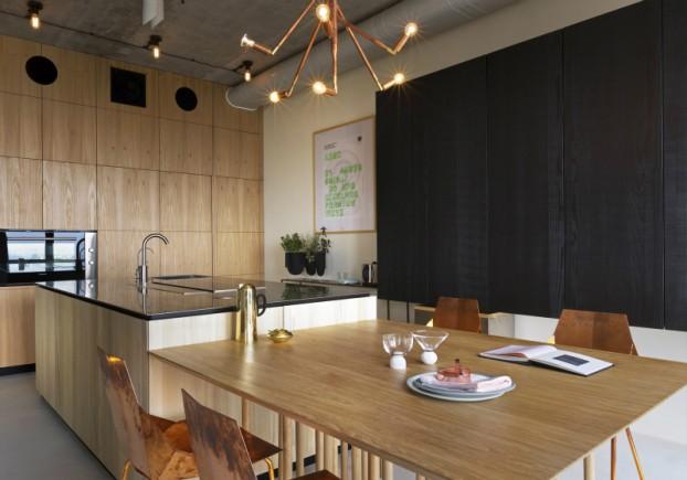 unique contemporary modern penthouse interior design 9