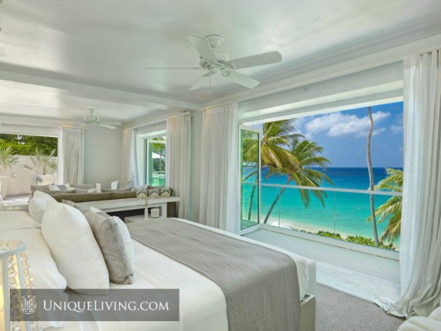 Avant-garde Luxury Beach Front Villa On Barbados 3