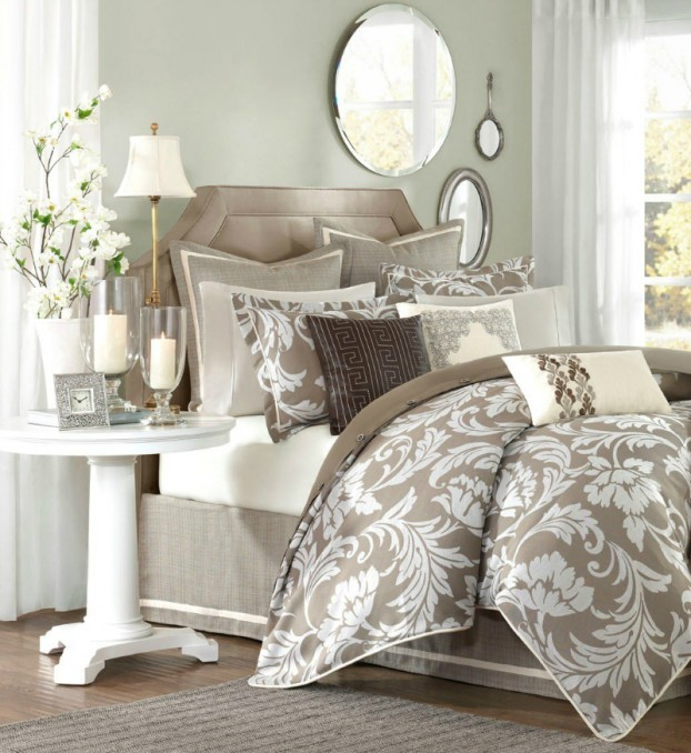 Earth Tone Color Palette Bedroom Ideas 11