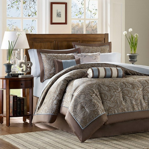Earth Tone Color Palette Bedroom Ideas 12