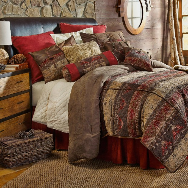Earth Tone Color Palette Bedroom Ideas 14