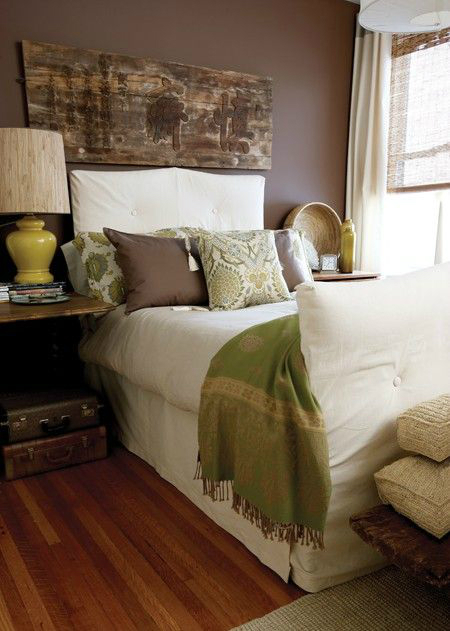 37 earth tone color palette bedroom ideas decoholic for Earthy apartment decor