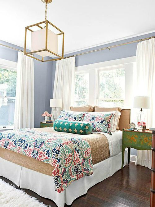 Earth Tone Color Palette Bedroom Ideas 21