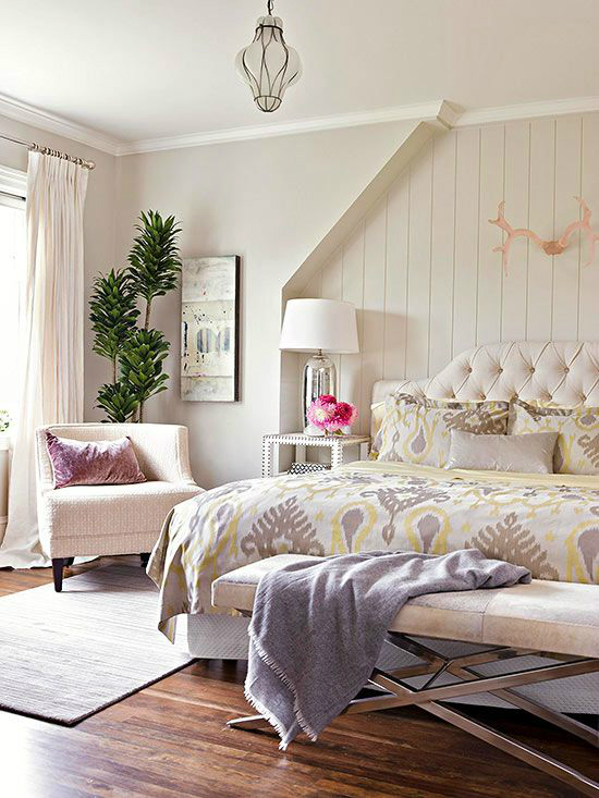 bright paint colors for bedroom