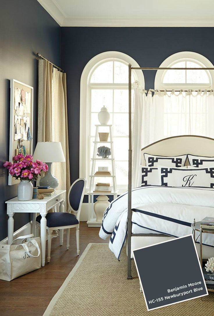 37 earth tone color palette bedroom ideas decoholic - Blue bedroom paint ideas ...