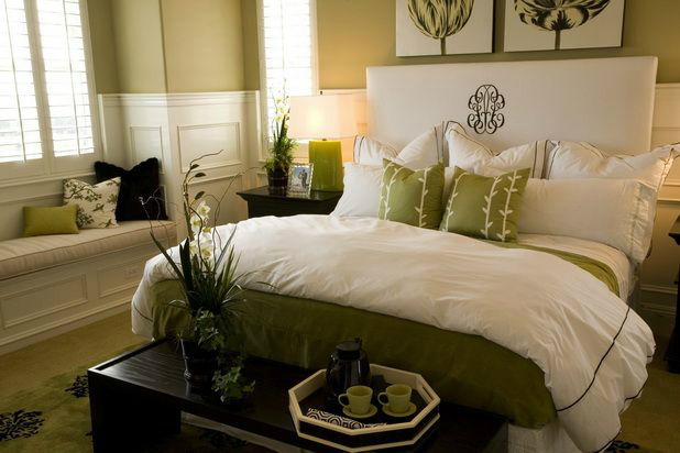 Earth Tone Color Palette Bedroom Ideas 5 ...