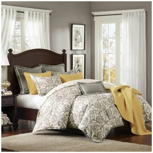 Earth Tone Color Palette Bedroom Ideas 9