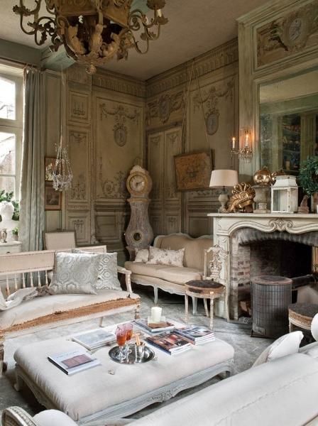french mansion interior design ideas 3