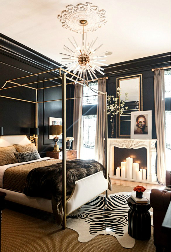 Glamorous Bedroom Ideas 1