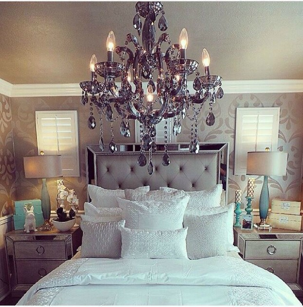 Glamorous Bedroom Ideas 4