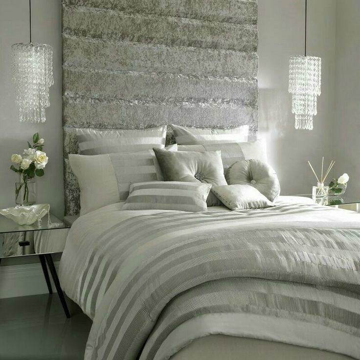 Delightful Glamorous Bedroom Ideas 6 Photo Gallery
