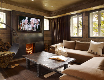 Natural Comfort in a Modern Setting