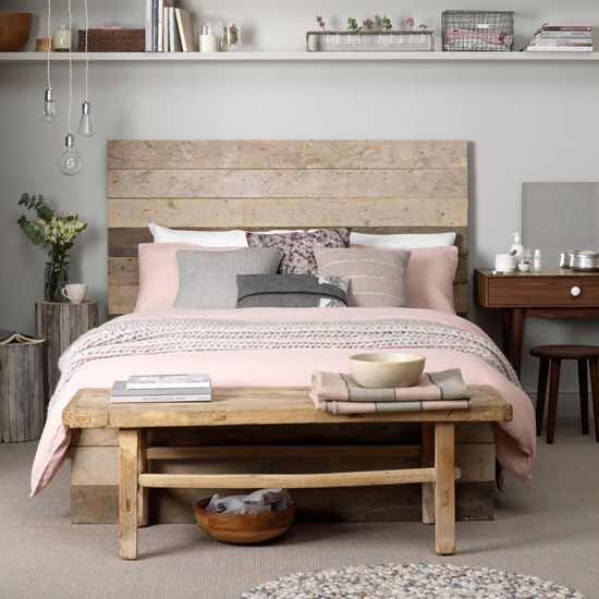 How To Decorate With Blush Pink 22