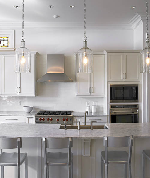 Over Cabinet Lighting For Kitchens: 53 Kitchen Lighting Ideas