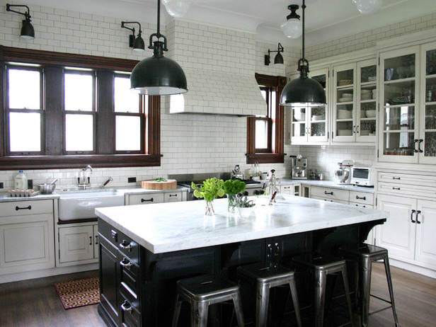 light bulbs in kitchen