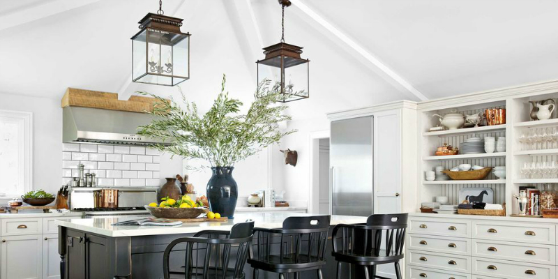 53 Kitchen Lighting Ideas - Decoholic