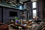 Luxury and Dramatic Contemporary Apartment