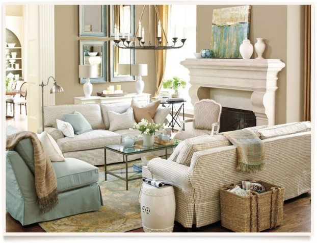 How to create an elegant space in a small living room decoholic - Living room with small space ...