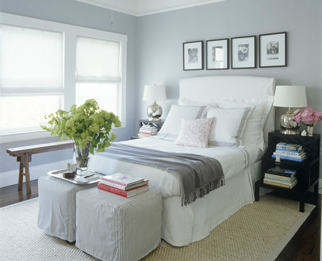 10 tips for a great small guest room decoholic for How to make your small room beautiful