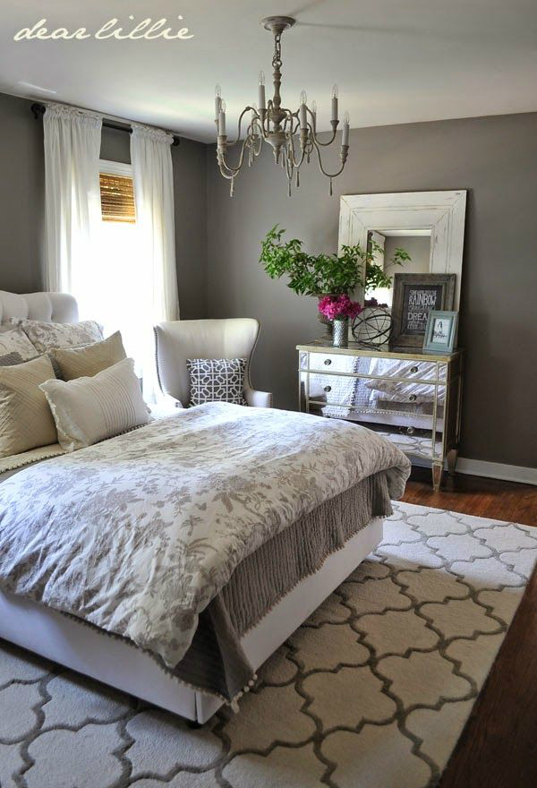 tips for a great small guest room 9 - Guest Bedroom Decor Ideas