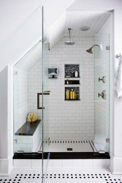 Walk In Shower 16