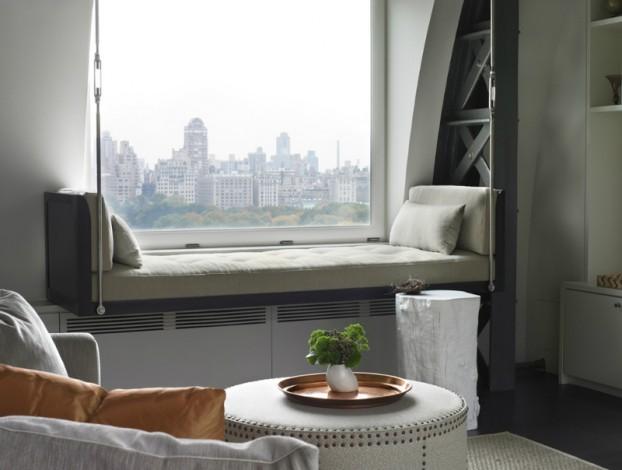 Central Park West Penthouse 8