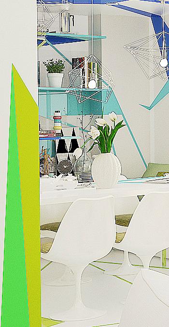 Expressionism interiors 11