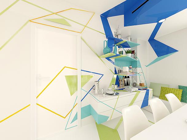 Expressionism interiors 14