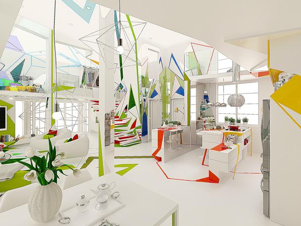 Expressionism interiors 15